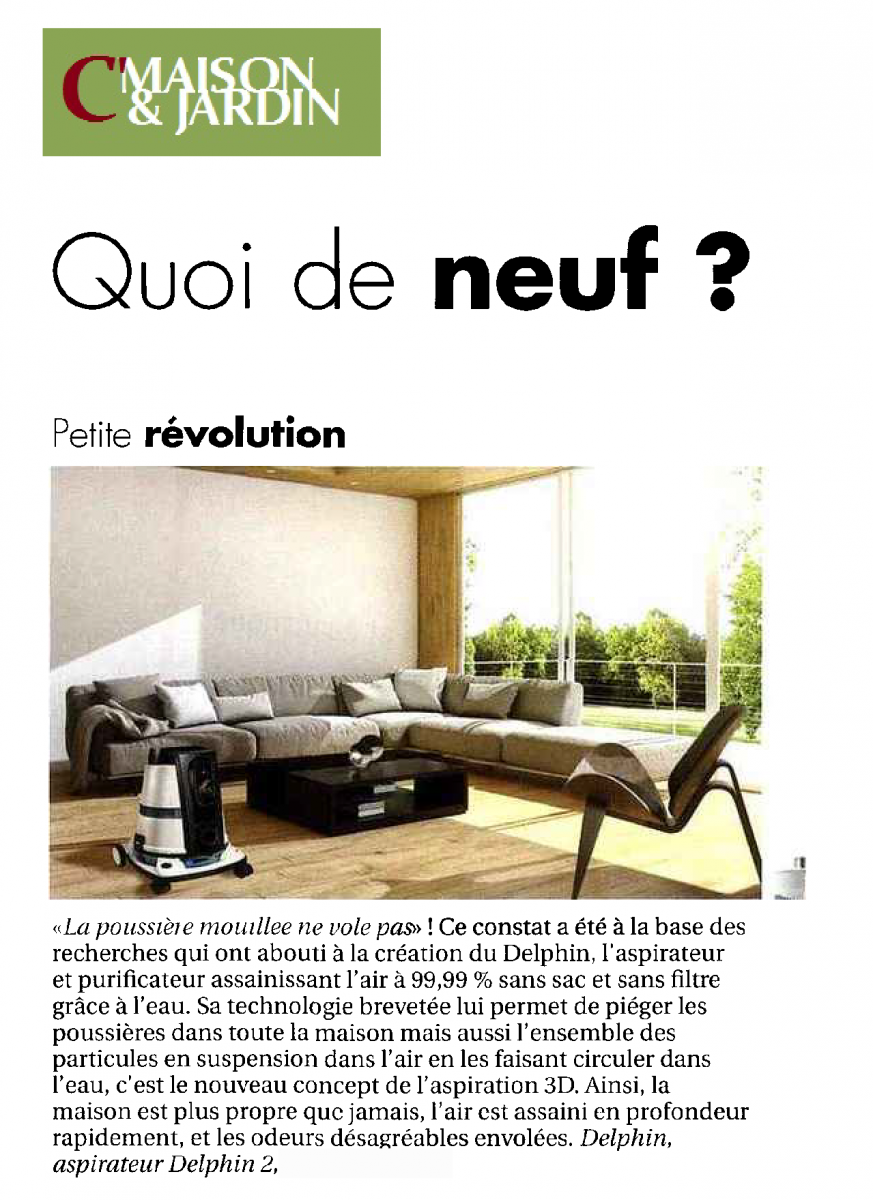 presse delphin france. Black Bedroom Furniture Sets. Home Design Ideas